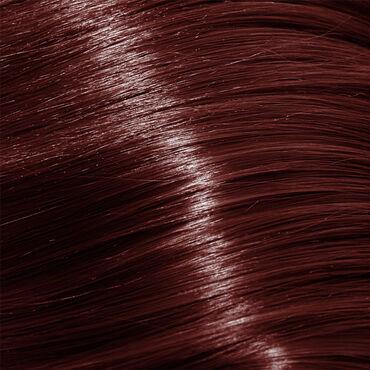 Lomé Paris Permanent Hair Colour Crème, Reflex 5.5 Light Brown Mahogany 5.5 light brown mahogany 100ml
