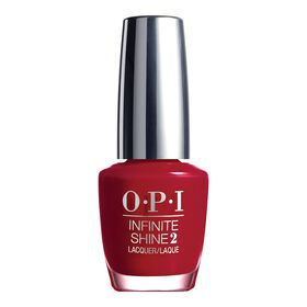 OPI Infinite Shine Gel Effect Nail Lacquer - Relentless Ruby 15ml