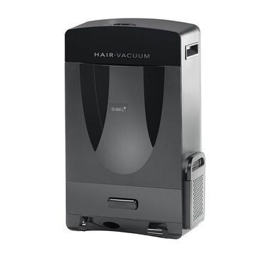 Sibel Hair Vacuum with a UK plug, Black