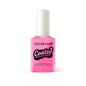 Color Club Coated Collection - One-Step Modern Pink 15ml