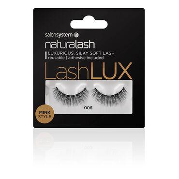 Salon System Naturalash Lashlux Mink Style 005