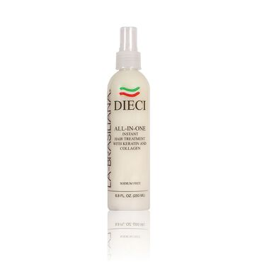 La Brasiliana Dieci All-In-One Hair Treatment 250ml