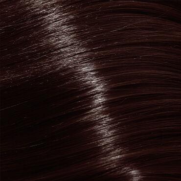 Lomé Paris Permanent Hair Colour Crème, Reflex 4.51 Brown Mahogany Ash 4.51 brown mahogany ash 100ml