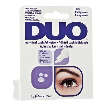 Ardell Duo Brush On Individual Lash Adhesive - Clear