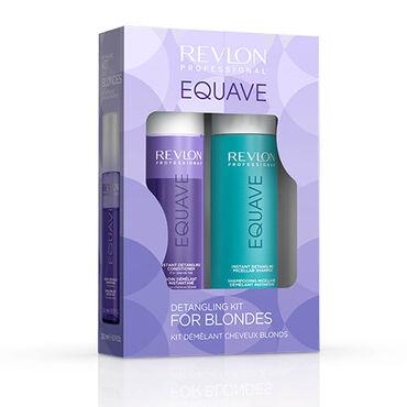 Revlon EQUAVE Duopack Equave Blonde