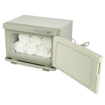 Crewe Orlando Towel Warmer, Small, in White