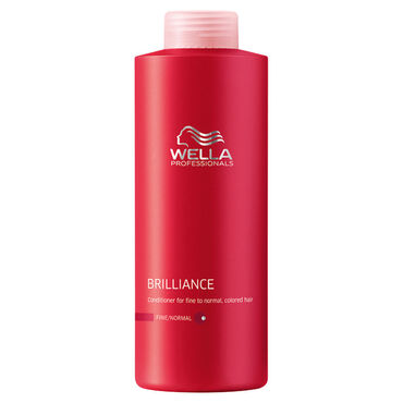 Wella Professionals Brilliance Coloured Hair Light Conditioning Rinse 1L