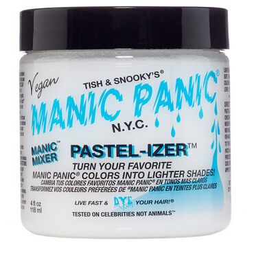 Manic Panic High Voltage Semi Permanent Hair Colour Cream - Manic Mixer/Pastel-izer