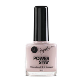 ASP Power Stay Professional Long-lasting & Durable Nail Lacquer - Strawberry Cream 9ml
