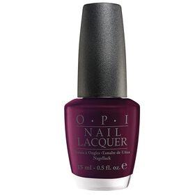 OPI Nail Lacquer - Black Cherry Chutney 15ml