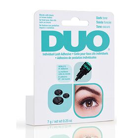 Ardell Duo Brush On Individual Lash Adhesive - Dark