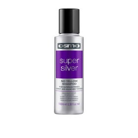 Osmo  Super Silver, No Yellow Hair Shampoo  100ml