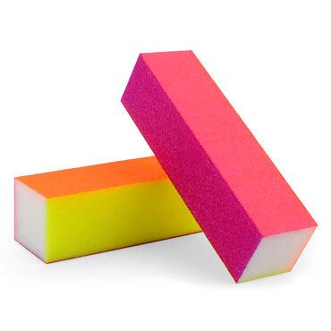 Block On Mega Buffing Blocks, Pack of 3