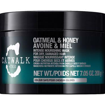 TIGI Catwalk Oatmeal and Honey Mask 200ml