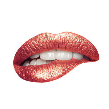 Nails Inc London INC.redible Metallic Liquid Foiling Around Lipstick - My Dirty Brain