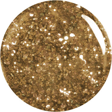 Morgan Taylor Nail Lacquer - Glitter And Gold 15ml