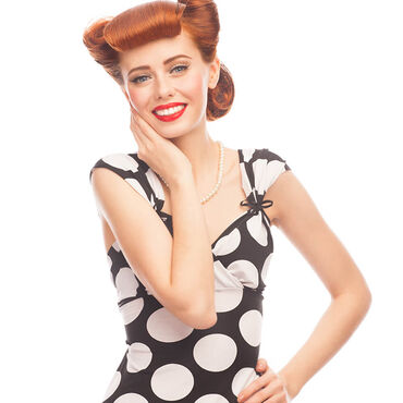 Retro & Vintage Hair Styling