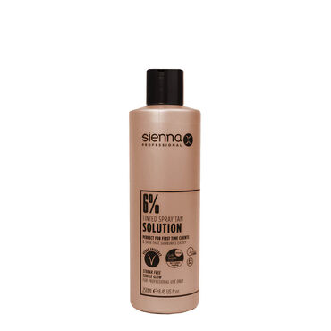 Sienna X Professional Tanning Solution 6% 1 Litre