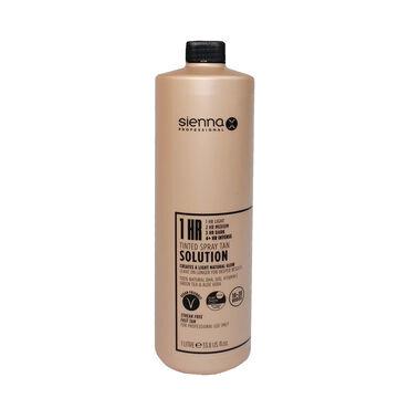 Sienna X 1 Hour Spray Tan Solution 1 Litre