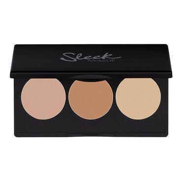 * Sleek MakeUP Corrector & Concealer Palette 2