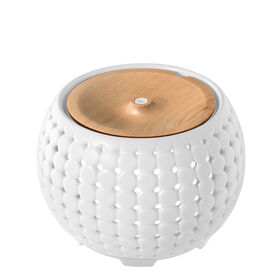 Ellia HoMedics Gather Ultrasonic Diffuser White