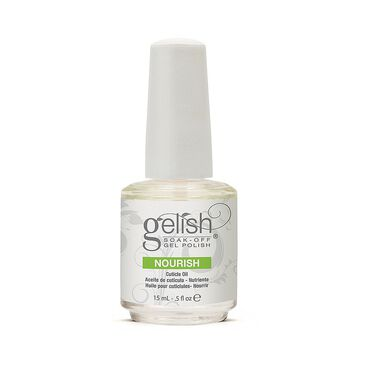 Gelish Soak-Off Nail Polish Nourish Cuticle Oil 15ml
