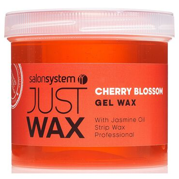 Just Wax Cherry and Jasmine Gel Wax 450g