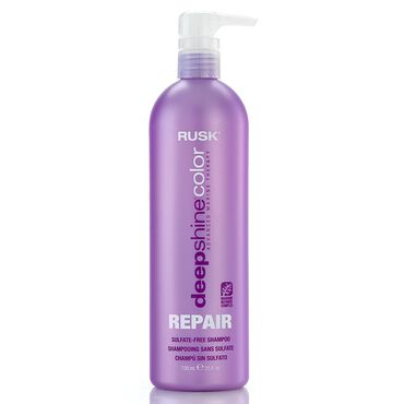 Rusk Deep Shine Repair Sulfate Free Shampoo 739ml