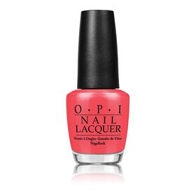 OPI Nail Lacquer - I Eat Mainly Lobster 15ml