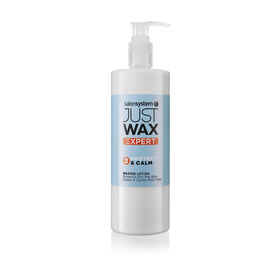 Just Wax Expert Protect & Calm Waxing Lotion 500ml