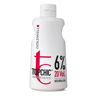 Goldwell Topchic Lotion Developer 6% 20 Vol 1 Litre