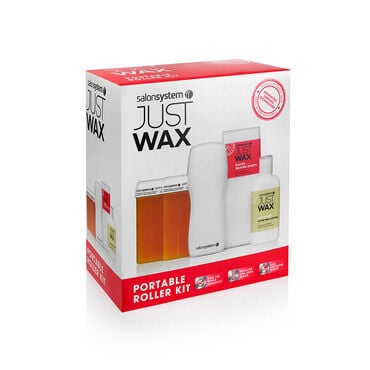 Just Wax Portable Roller Wax Kit