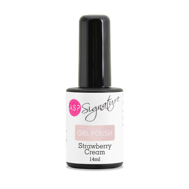 ASP Signature Gel Polish Strawberry Cream 14ml