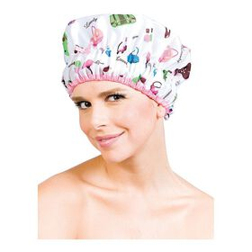 Betty Dain Fashion Shower Cap Diva