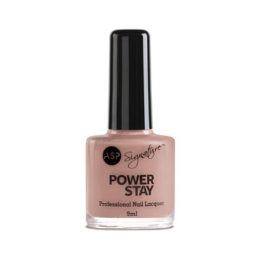 ASP Power Stay Professional Nail Lacquer Clay 9ml