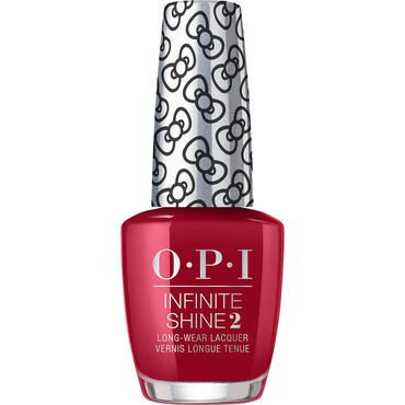 OPI Hello Kitty Collection Infinite Shine - A Kiss on the Chic 15ml