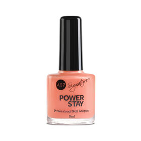 ASP Power Stay Professional Long-lasting & Durable Nail Lacquer - St Tropez 9ml