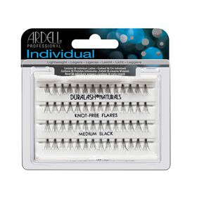 Ardell Individual Knotfree Black Medium