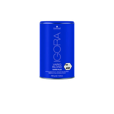 Schwarzkopf Professional Igora Vario Bleach Powder Lightener - Super Plus 450g