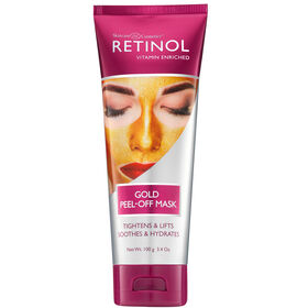 Retinol Gold Peel-Off Face Mask 100g