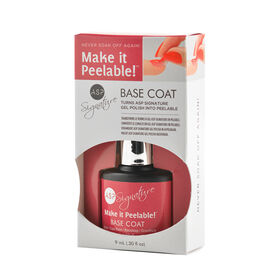 ASP Signature Gel Polish Make it Peelable Base Coat 14ml