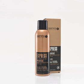 Sienna X 1 Hour Self Tan Tinted Mousse 200ml