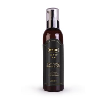 WAHL 5 Star Foaming Shave Gel 200ml