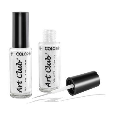 Color Club Striper Pen White Nail Pen Salon Services