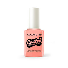 Color Club Coated Collection - One-Step East Austin 15ml