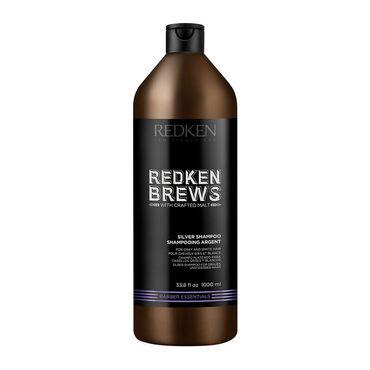 Redken Brews Silver Shampoo 1000ml