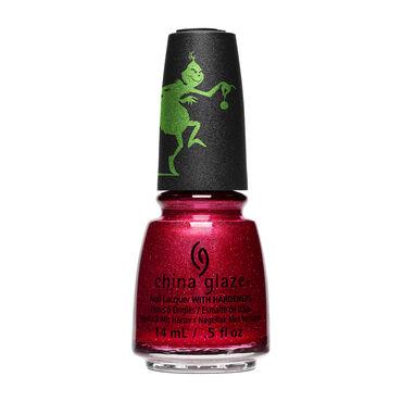China Glaze The Grinch Collection Nail Lacquer Ho Ho No 14 ml