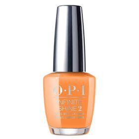 OPI Infinite Shine Gel Effect Nail Lacquer Fiji Collection - No Tan Lines 15ml