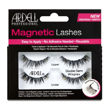 Ardell Magnetic Lashes Strip Lash Double Demi Wispies 1 Set