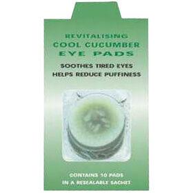 Amirose Cucumber Eye Pads Pack of 10